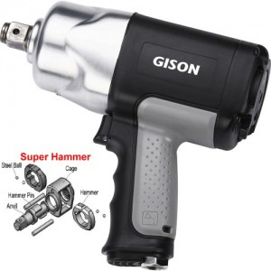 """3/4"""" Composite Air Impact Wrench (1200 ft.lb)"""
