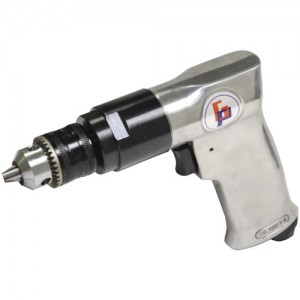 "3/8"" Air Drill (2200rpm, Pistol Grip)"