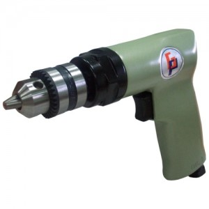 "3/8"" Air Drill (2400rpm, Pistol Grip)"