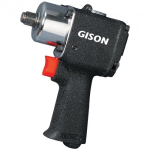 """3/8"""" Air Impact Wrench (460 ft.lb)"""