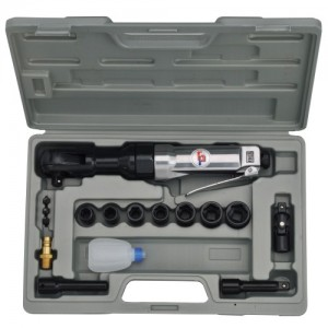 "3/8"" Air Ratchet Wrench Kit (GP-855B)"