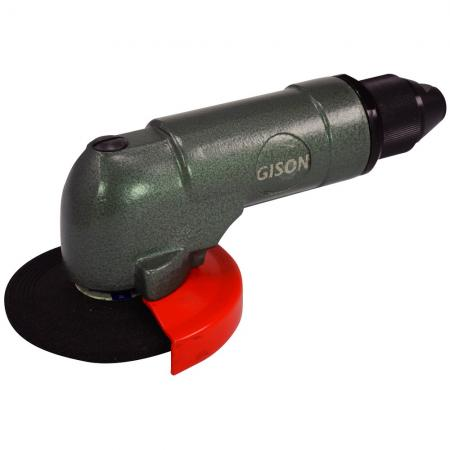 """4"""" Air Angle Grinder (Roll Throttle,11000rpm)"""
