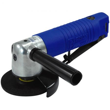 "4"" Air Angle Grinder (Safety Lever,12000rpm)"