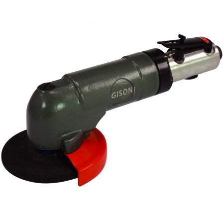 "4"" Air Angle Grinder (Safety Lever,11000rpm)"