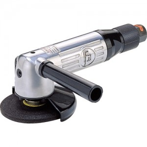 """5"""" Air Angle Grinder (Roll Throttle,11000rpm)"""
