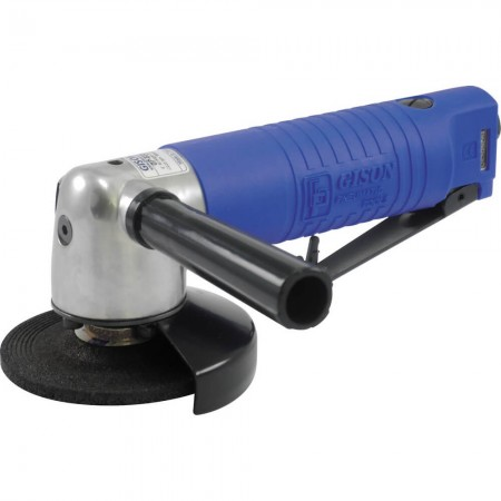 "5"" Air Angle Grinder (Safety Lever,11000rpm)"