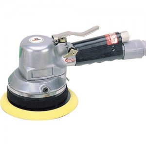 "5"" Air Dual Action Sander (10000rpm, Self-Generated Vacuum)"