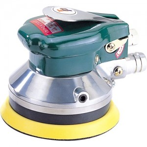 """5"""" or 6"""" Air Dual Action Sander (9000rpm, Self-Generated Vacuum)"""