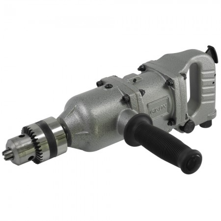 "5/8"" Heavy Duty Impact Air Drill (2100-3800rpm) - 5/8"" Heavy Duty Air Drill (Impact Type, 2100-3800rpm)"