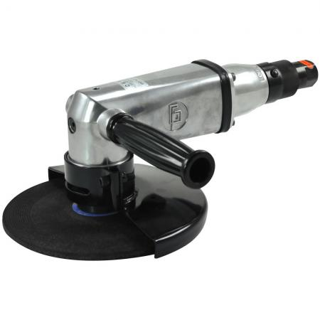 "7"" Heavy Duty Air Angle Grinder (Roll Throttle,7000rpm)"
