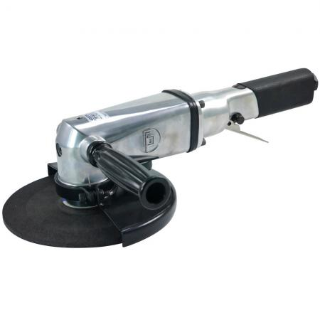 "7"" Heavy Duty Air Angle Grinder (Safety Lever,7000rpm)"