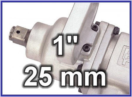 1 inch (25 mm) Air Impact Wrench - 1 inch Air Impact Wrench