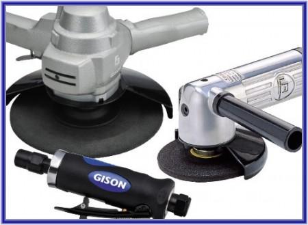 空気圧グラインダー - 空気圧グラインダー
