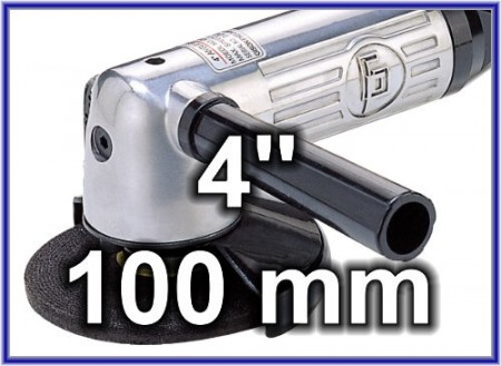 4 inch (100 mm) Air Grinder - 4 inch Air Grinder