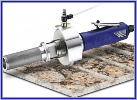 Wet Air Fluting Tool - Air Wet Fluting Tool