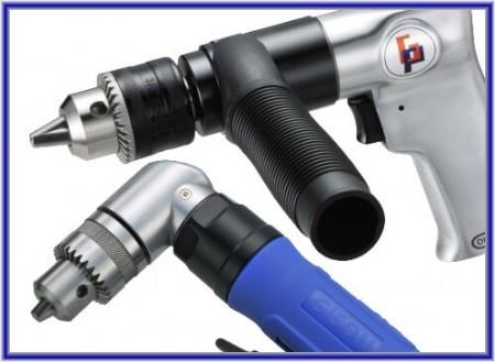 Air Angle Drill - Air Angle Drill
