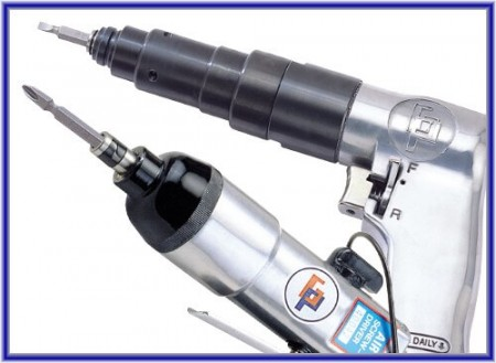 Vzduchový šroubovák - Vzduchový šroubovák