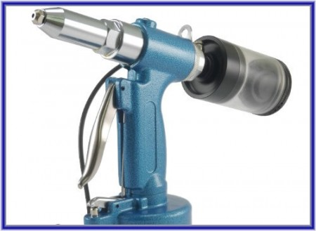 Riveter Hidraulik Udara (Jenis Vakum) - Riveter Hidraulik Udara (Jenis Vakum)