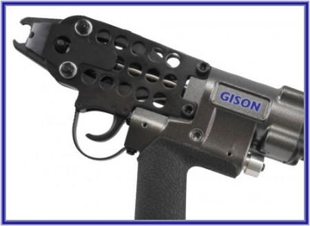 氣動C型扣環槍,拱環成型器 - 氣動C型釘槍,拱環成型器