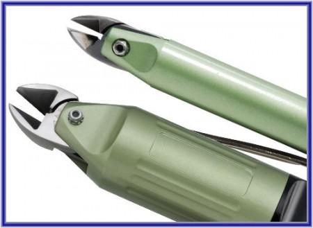 空気圧ワイヤーカッター、空気圧ワイヤークランプ - 空気圧はさみ/金属ペンチ