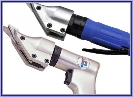 Повітряні ножиці по металу - Повітряні ножиці по металу