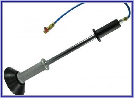 Издърпващо устройство за всмукване на въздух - Издърпващо устройство за всмукване на въздух
