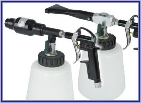 Пистолет за пречистване на въздуха - Пистолет за пречистване на въздуха