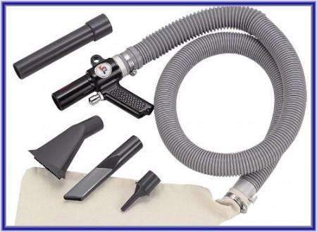 Kit pistola ad aria compressa - Kit di aspirazione e soffiaggio dell'aria