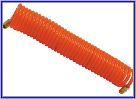 Гъвкава тръба за въздушен маркуч с откат PU - PU въздушен маркуч за откат