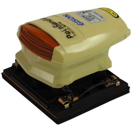 ハンドヘルド空気圧サンダー(20,000 rpm、ダスト吸引なし、100x100mm)
