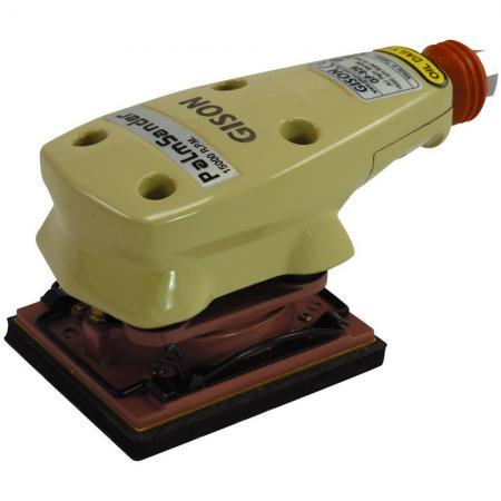 ハンドヘルド空気圧サンダー(15000 rpm、ほこり吸引なし、75x82mm)