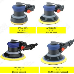 GPS-301 series Air Random Orbital Sander
