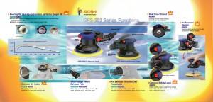 Пневматична шлифовъчна машина (GPS-301, GPS-303)