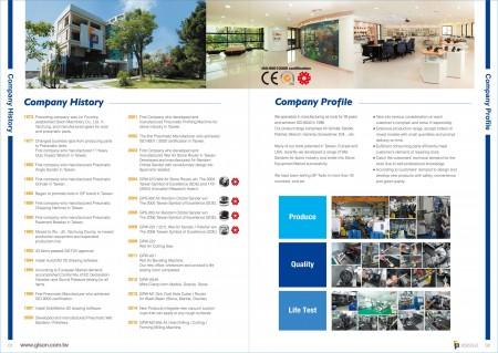 GISON Profil Perusahaan