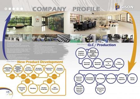 GISON Профіль Кампаніі