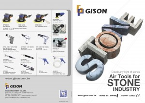 GISON စိုစွတ်သော Air Tools များ၊ Pneumatic Wet Tools, Wet Air Polisher, Sander, Grinder
