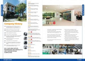 Profil Perusahaan GISON
