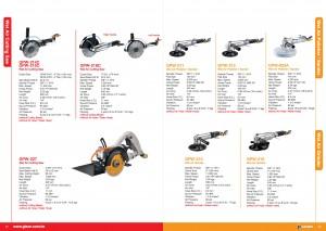 GISON Пила для різання мокрого повітря, Polsiher для вологого повітря, шліфувальна машина, шліфувальна машина
