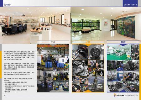 대만吉生 회사 프로필