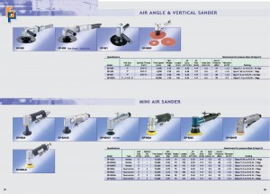 25 26 Air Angle Sander Mini Air Sander