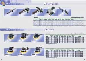 27 28 Air Belt Sander Air Sander