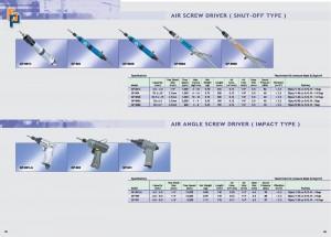 45 46 Air Screw Driver