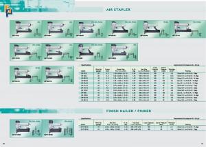53 54 Air Stapler Nailer Pinner