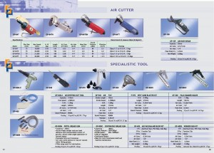 61 62 Спеціальний інструмент Air Cutter