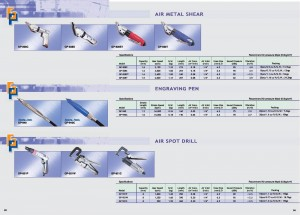 63 64 Air Metal Shear Grabado Pluma Taladro de punto de aire