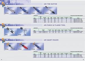 65 66 Tampon pneumatique Air Punch Air Smart Eraser