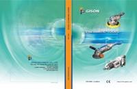 2005-2006 GISON Luchtgereedschap, catalogus met pneumatisch gereedschap - 2005-2006 GISON Luchtgereedschap, catalogus met pneumatisch gereedschap