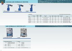 p55~56 Rivettatrice idraulica pneumatica