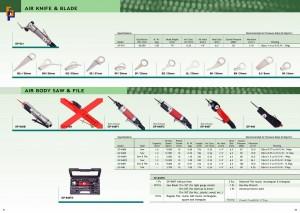 p61 ~ 62 Напильник для повітряних ножів