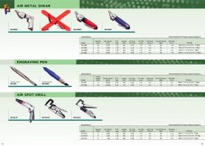 p67~68 Air Shear Engraving Spot Drill